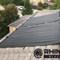Rhino Black – Rigid Solar Pool Heating System
